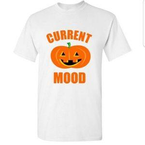 Current Mood Halloween Pumpkin Tshirt